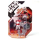 Hasbro Star Wars 3 3/4' Basic Figure SA Shock Trooper
