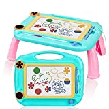 Nonebranded Magnetic Drawing Board - Doodle Board for Kids Toddlers,Colorful Writing Painting Sketch Pad Toys for Boys Girls Birthday Holiday Party
