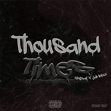 Thousand Times (feat. Jah Blizz)