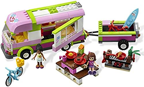 precioso LEGO Friends Adventure Camper 309pieza(s) 309pieza(s) 309pieza(s) Juego de construcción - Juegos de construcción, 6 año(s), 309 Pieza(s), 12 año(s)  mejor servicio