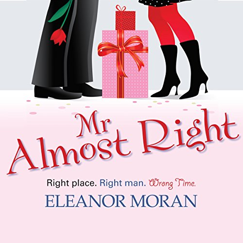 Mr Almost Right audiobook cover art