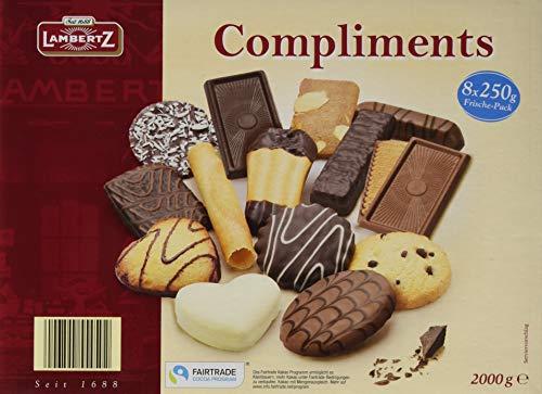 Lambertz Gebäckmischung Compliments lose Ware, 1er Pack (1 x 2 kg)