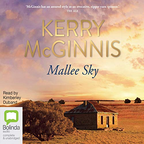 Mallee Sky  By  cover art