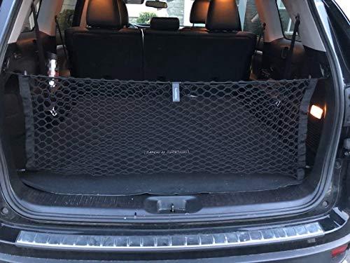 Envelope Style Trunk Cargo Net for Toyota Highlander LE XLE Limited Platinum Highlander Hybrid 2020 2021