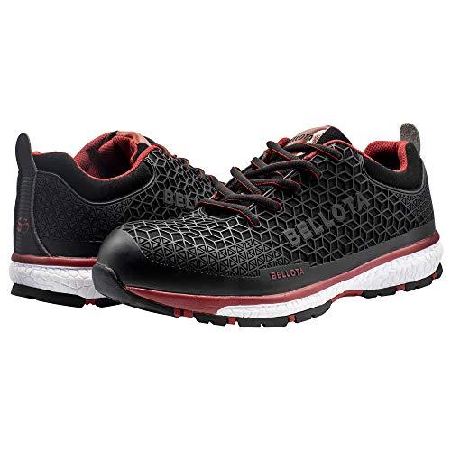 Bellota 72223B44S3 Zapato de Seguridad, Negro, 44 eu