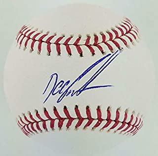 Dwight Gooden Signed Baseball - Doc OML Witness COA - JSA Certified - Autographed Baseballs