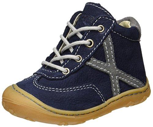 RICOSTA Pamy, Sneakers Basses Mixte bébé, Bleu (See), 21 EU