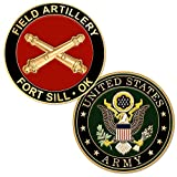 U.S. Army Field Artillery, Fort Sill, OK Challenge Coin