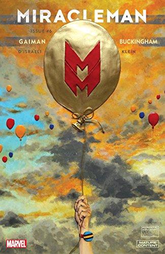 Miracleman by Gaiman & Buckingham #6 (English Edition)
