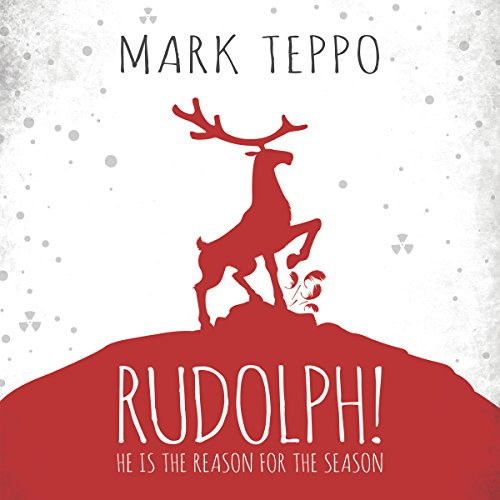 Rudolph! audiobook cover art