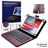 "Cooper Infinite Executive Keyboard Case for 7-8"" Tablets 