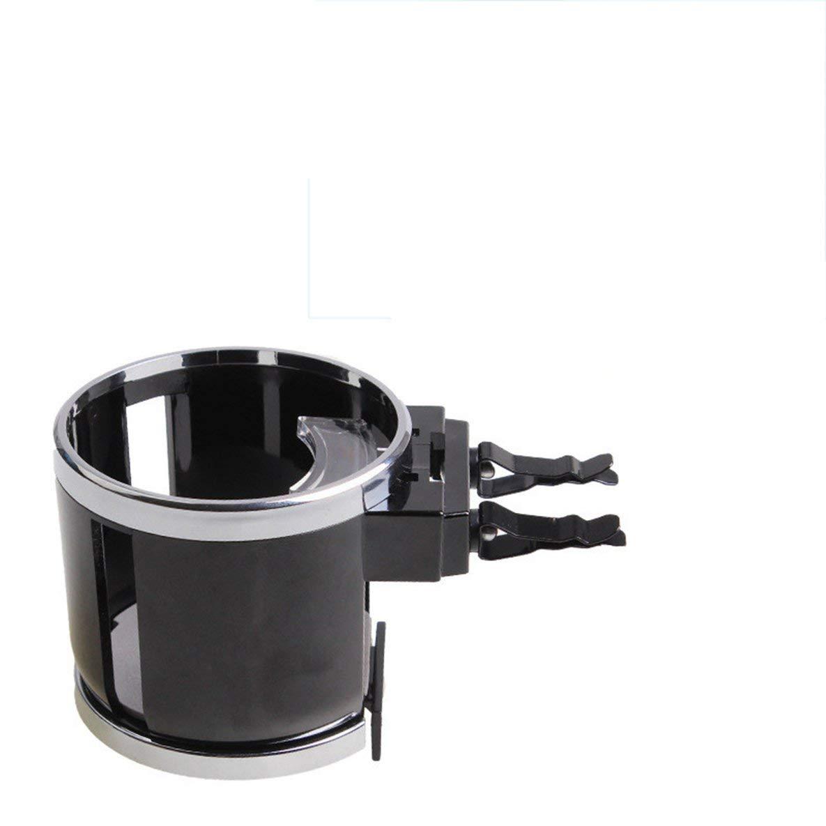 とにかく原子持続するDyStyle 普遍的な車のカップホルダー便利な車のドリンクスタンド携帯電話ホルダー車両自動車用通気孔マウント