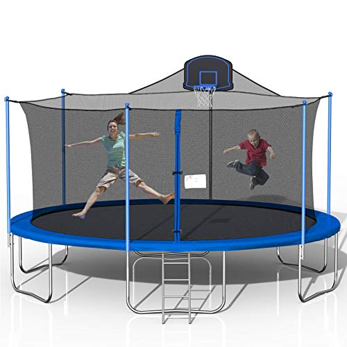 Tatub Outdoor Trampoline for Kids