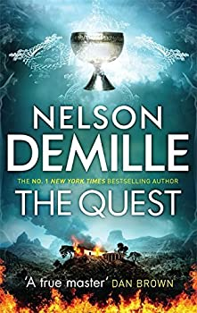 The Quest by Nelson DeMille  2015-01-15