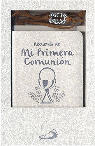 Estuche primera comunion. Modelo 1: Libro de oraciones y pulsera