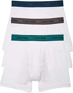 Calvin Klein Men s Cotton Stretch 3 Pack Boxer Briefs a7d902f85