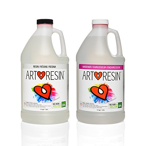 ArtResin Epoxy Resin, 1-Gal