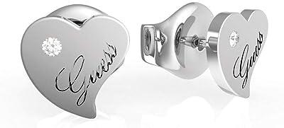 Guess Orecchini UBE79015 Donna Nessun Tipo di Metallo Non Una Pietra preziosa Un Altro Modo