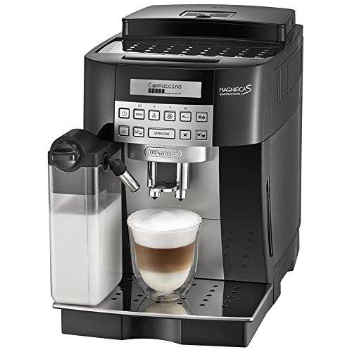 DeLonghi Magnifica S Cappuccino ECAM 22.366.B schwarz