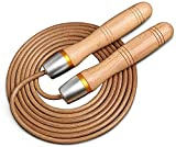 New Fashion Skipping Fast Speed Gym Training Sports Exercise 3.0 Meters Jump Rope With Wood Handle...