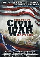 Greatest Civil War Battles (4 DVD Set)