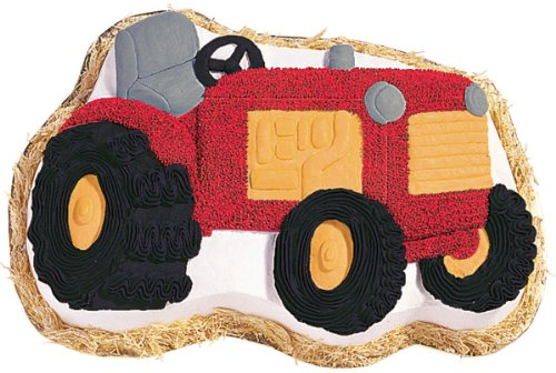 Novelty Cake Pan-Tractor 13.5''X9.5''X2'' Novelty Cake Pan-Tractor 13.5''X9.5''X2''