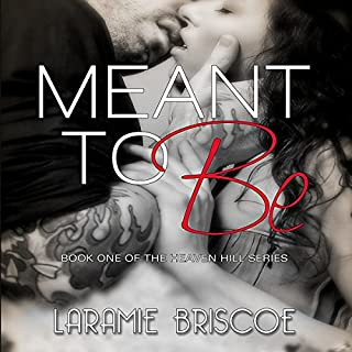 Meant to Be audiobook cover art