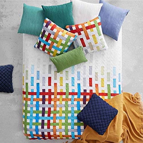 Colcha BOUTI MANTEROL Colors 248 C.15 Happy Reversible (Cama 90 cm.)