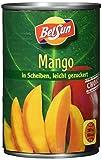 Mango in Scheiben leicht gezuckert, 12er Pack (12 x 425 ml Dose)