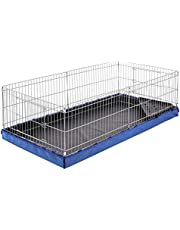 AmazonBasics Canvas Bottom Pet Cage