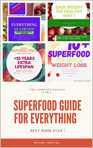 SUPERFOOD Guide For Everything: Complete Package