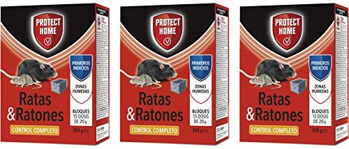 PROTECT HOME Raticida...