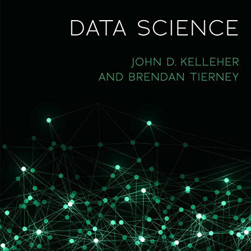 Data Science audiobook cover art