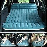 WEYFLY - Materassino gonfiabile per SUV, auto, per sedile posteriore, viaggio, campeggio, attività all'aria aperta