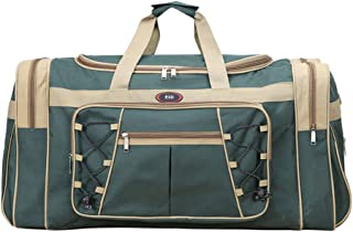 Luggage Sports Bag Overnight Travel Holdall Bag Weekend Storage Shoulder Bags - High Capacity for Casual Storage BESBOMIG