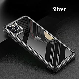 CRISTY-Fitted Cases - for for iPhone 11 Pro Max 11 Case,PC TPU Ultra Hybrid Comfort-grip Cell Phone Cases Protective Case ...