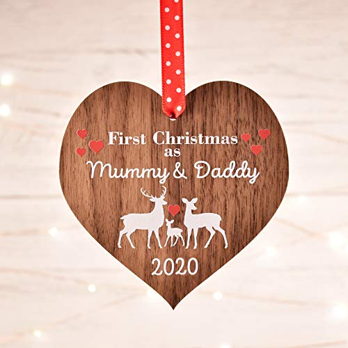 First Christmas As Mummy and Dad...