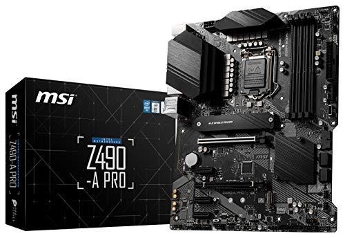 MSI Z490-A