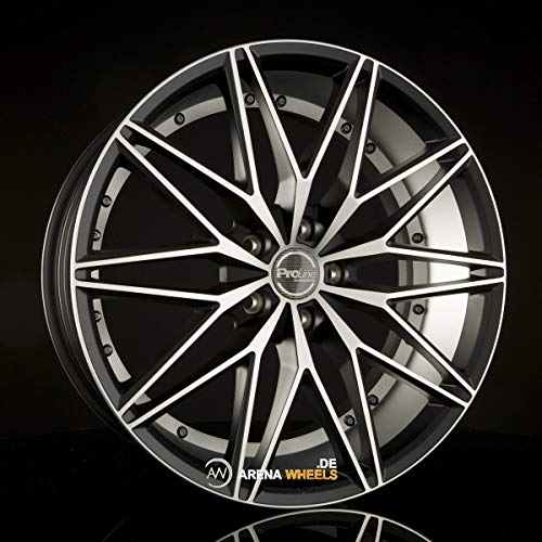 ProLine Wheels PXE 8.5J x 19 Zoll ET 45 LK 5x108 Alufelge Felge KBA NEU