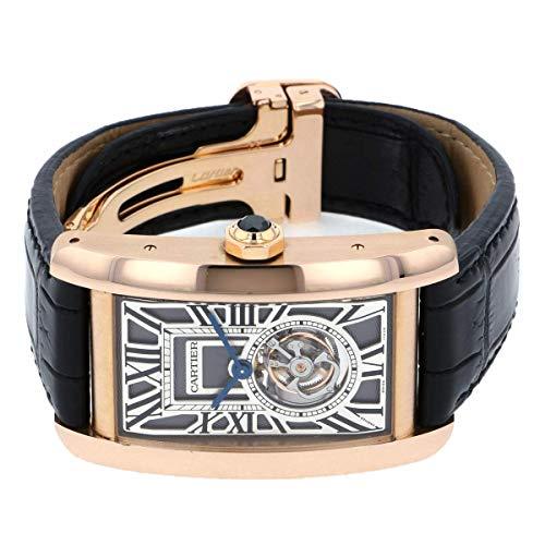 カルティエ Cartier タンク アメリカン フライングトゥールビヨン W2620008 中古 腕時計 メンズ (W185906) ...