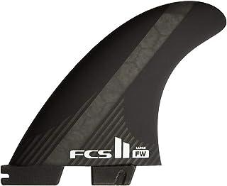 FCS II FW PC カーボン Tri-Quad リテールフィン