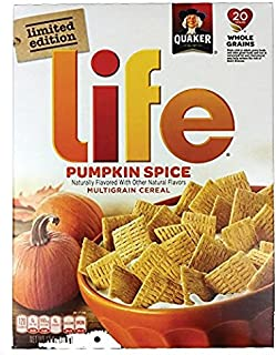Pumpkin Spice Life Cereal Limited Edition 2 - 13 ounce