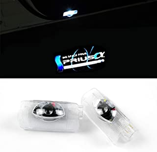 家で人気のあるAAHUAYEカーテシーランプトヨタプリウス50シリーズ40シリーズ30シリーズプリウス用車用aランキングは何ですか