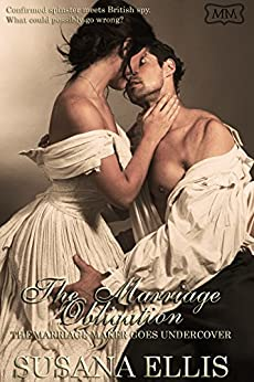 The Marriage Obligation: The Marriage Maker Goes Undercover by [Susana Ellis]