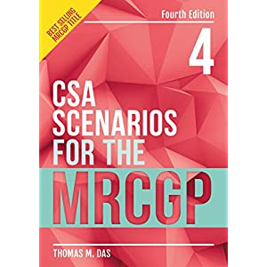 CSA Scenarios for the MRCGP, fourth edition Kindle Edition