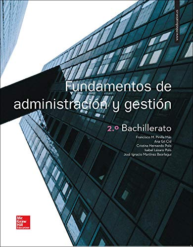 LA Fundamentos de Administracion y Gestion 2 Bachillerato. Libro alumno