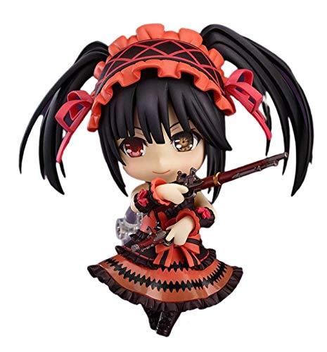 10cm Anime Figure Date A Live Tokisaki Kurumi action figure collect toys collection doll anime cartoon nendoroid Gift Princess Hermit Nightmare