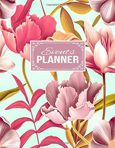 Events Planner: Planning Tracker Notebook Organizer
