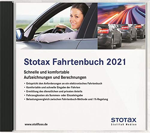 Stotax Fahrtenbuch 2021