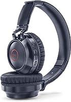 Zinq Technologies Erupt 4155 Wireless Bluetooth On Ear Headphone with Mic (Black)